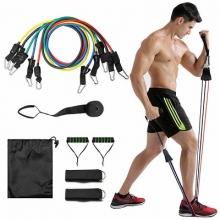 Резиновый эспандер, эластичные ленты для фитнеса