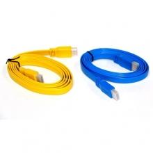 кабель плоский HDMI (1,5м)