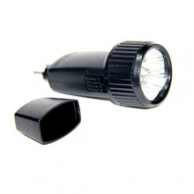 фонарик+аккумулятор+зарядка от сети HG-528
