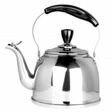 Чайник заварочный металлический 1,0 л Whistling Kettle.