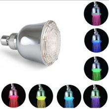 Светодиодная насадка для душа LED 7  Generation Shower Head