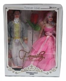 Кукла Forever Love Family 010-9