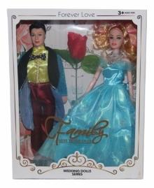 Кукла Forever Love Family 010-5