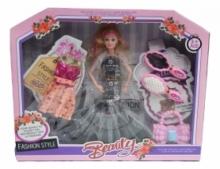 "Кукла ""Beauty"" Модный стиль 9021B"