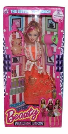 Кукла Beuty Fashion show