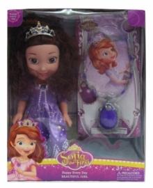 Кукла с аксессуарами Disney Princess «Малышка София» 8040
