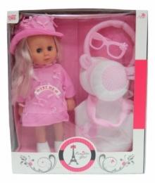 """Кукла """"Romantic Girl"""" LD66009C"""