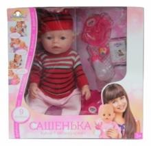 """Кукла """"Сашенька"""""""