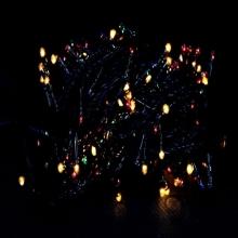 гирлянда черная 320 лампа