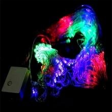 гирлянда прозрачная (светодиодная) 500 лампа