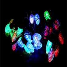 гирлянда черная (фигурки) 40 лампа