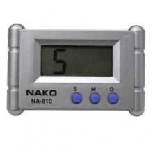 часы+секундомер NA-810