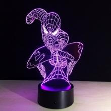 3D ночник Человек-паук (3 режима) 1112