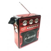 бумбокс+USB+фонарик RS-231