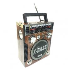 бумбокс+USB+фонарик RS-613