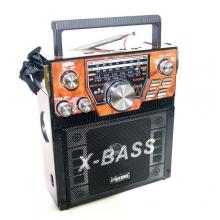 бумбокс+USB+фонарик RS-329