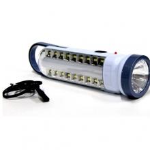 фонарик+3 режима+аккумулятор+солнечная зарядка SH-189