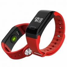 Фитнес-браслет с измерением давления и пульса. Smart Bracalet