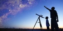 Бинокль для наблюдения за звездным небом NB-325