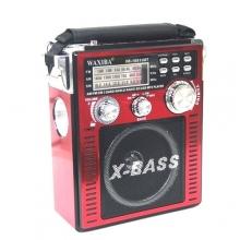 бумбокс+USB+фонарик XB-1051
