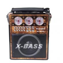 бумбокс+USB+фонарик XB-1052