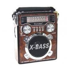 бумбокс+USB+фонарик XB-1054