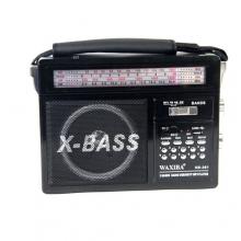 бумбокс+USB+фонарик XB-361