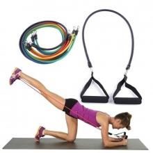 Фитнес резинки упражнения