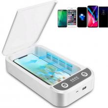 Портативный УФ-стерилизатор для мобильного телефона,очков, масок, перчаток