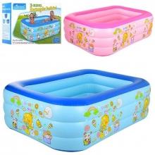 Надувной бассейн детский   210 х 135 х 55