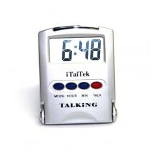 часы+секундомер IT-708