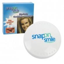 Простые и удобные съемные виниры. Snap on Smile