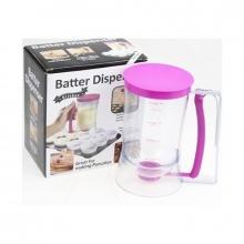 Дозатор теста для блинов, кексов и наполнителей Batter Dispenser