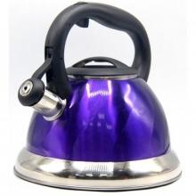 Чайник со свистком из нержавеющей стали LARA, объем 3.5л LR00-55A