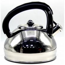 Чайник со свистком из нержавеющей стали, объем 3.0л, MGFR MR-6002