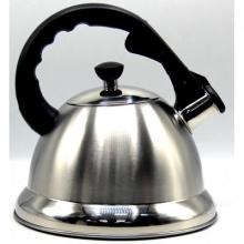 Чайник со свистком из нержавеющей стали, объем 3.2л, MGFR MR-6110