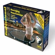 Массажный обруч с магнитами Massaging Hoop Exerciser