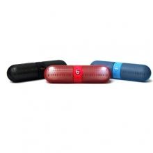 колонка Monster Beats+4 динамика+Bluetooth+USB+FM MINI PILL F808+LED