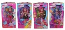 Набор 4 куклы WinX