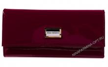Кошелёк nf-9280-026-red Лакированная кожа