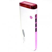 зарядка портативная Power Bank+3USB+фонарик SAMSUNG-H-202 30800 mAh
