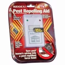 PR-112 Отпугиватель грызунов и насекомых Riddex Pest Repeller Aid TP