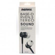 Наушники Remax+микрофон RM-808