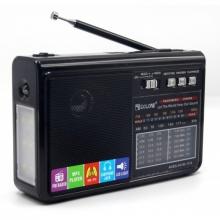 радиоприемник GOLON+USB+SD+фонарик+аккумулятор