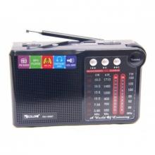 Радиоприемник GOLON+Bluetooth+USB+SD+фонарик+аккумулятор