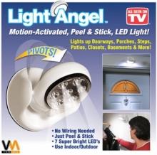 LA-027 Беспроводной светодиодный светильник с датчиком движения Light Angel