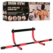 Турник для дверного проема Iron Gym