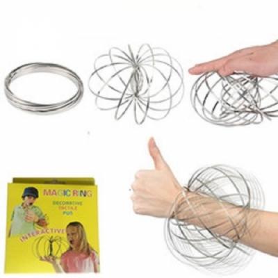 Антистресс-игрушка FLOW RINGS TOROFLUX